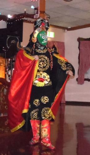 Chinese Tour Dancing